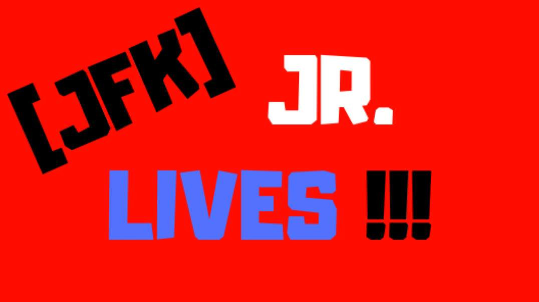 "JFK JR LIVES!!!  #12:  ""R GEMS?"""