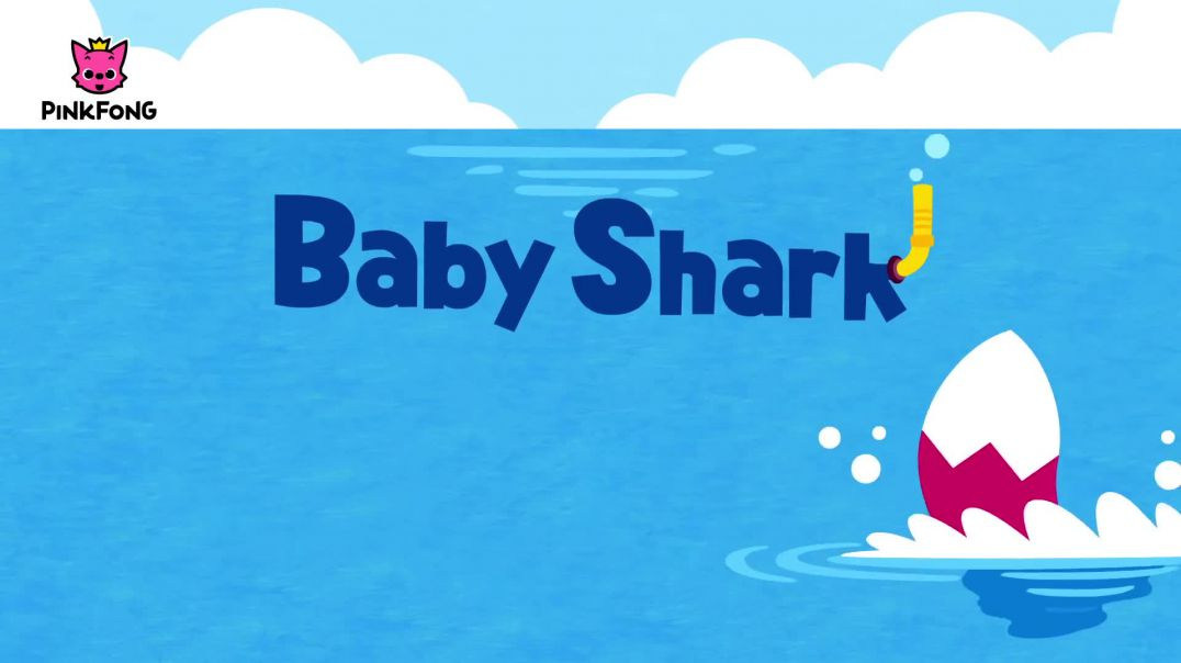 Baby Shark (by pinkfong on youtube)