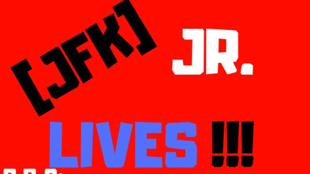 JFK JR LIVES!!!  #18:  Q&A: ON CUE AND POINTS TO WHO?