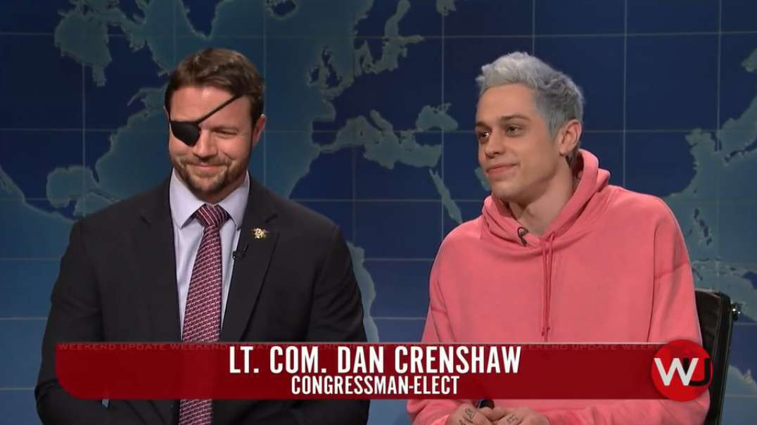 Weekend Update- Pete Davidson Apologizes to Lt. Com. Dan Crenshaw - SNL.mp4