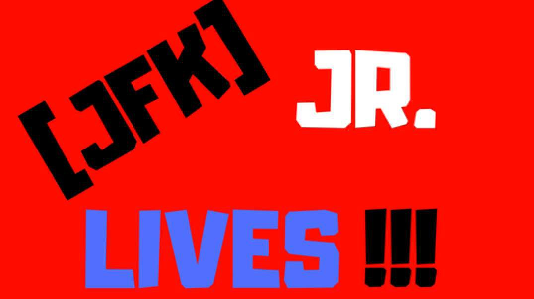 "JFK JR LIVES!!!  #5:  ""X MARKS THE SPOT!"""