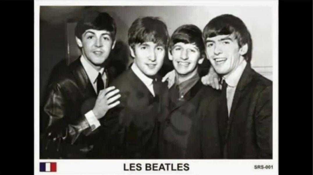 Beatles - (French Trading Cards Tribute - 1963 - 1965) - Bubblerock Promo - HD