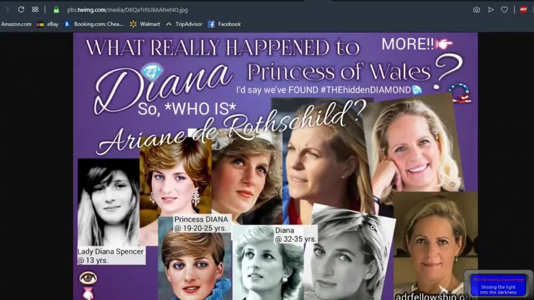 Joan Rivers Lives ... Princess Dianna Lives ... JFK Jr Lives