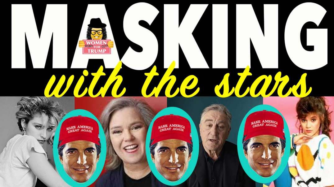 Masking with the Stars!  No JUAN can take it! The YENSID.com with Deplorable People SOS Remixe Remix