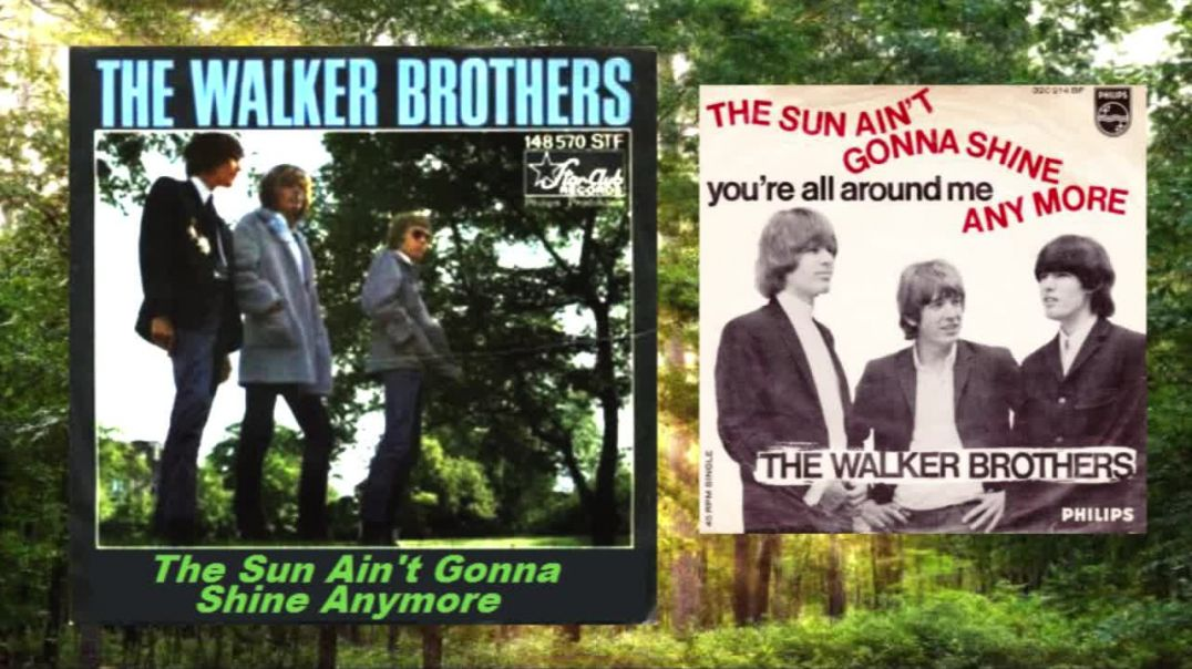 Walker Brothers Tribute - (Film Stereo Remaster 1965-66) - Bubblerock - HD.mp4