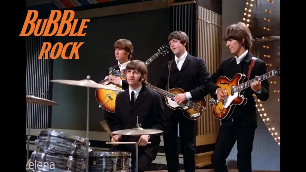 Beatles - Top Of The Pops - (Complete Pics & Footage - 1966) - Bubblerock Stereo Remaster - HD