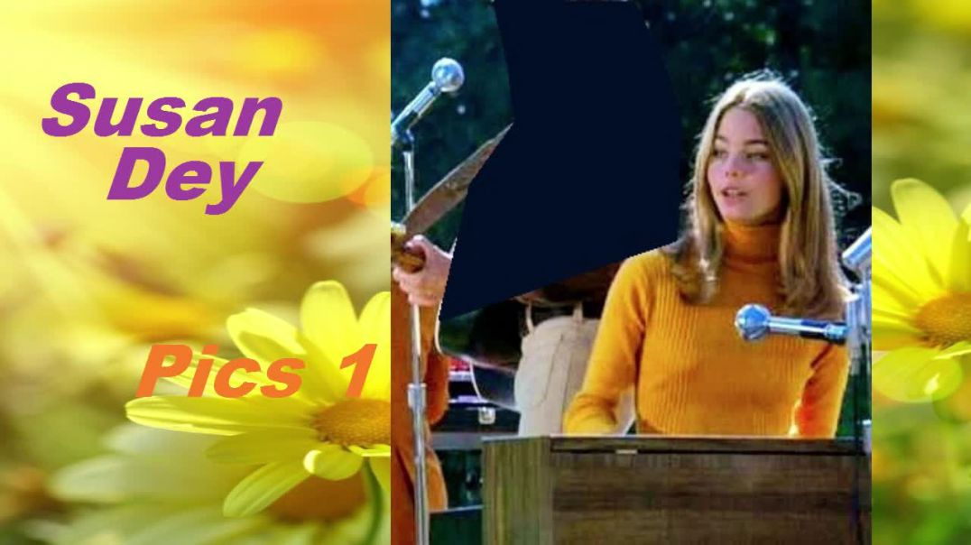 Susan Dey - Pics 1 - (Donovan - Love Like Heaven - 1968) - Bubblerock - HD