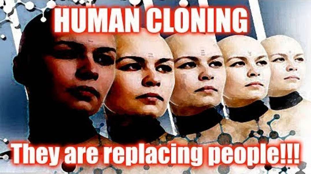HUMAN CLONING CENTERS!!! : THEY VIEW THEMSELVES AS PORTALS TO HELL!