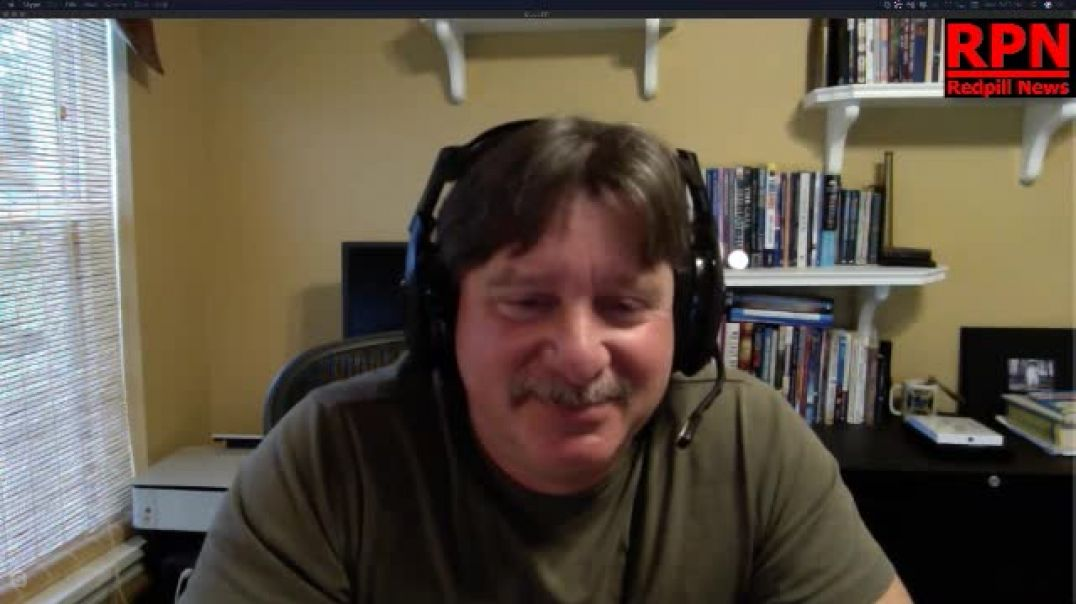 Mark Taylor on Red Pill News Aug 16 2019 talking about Trump, Q,  Epstein more