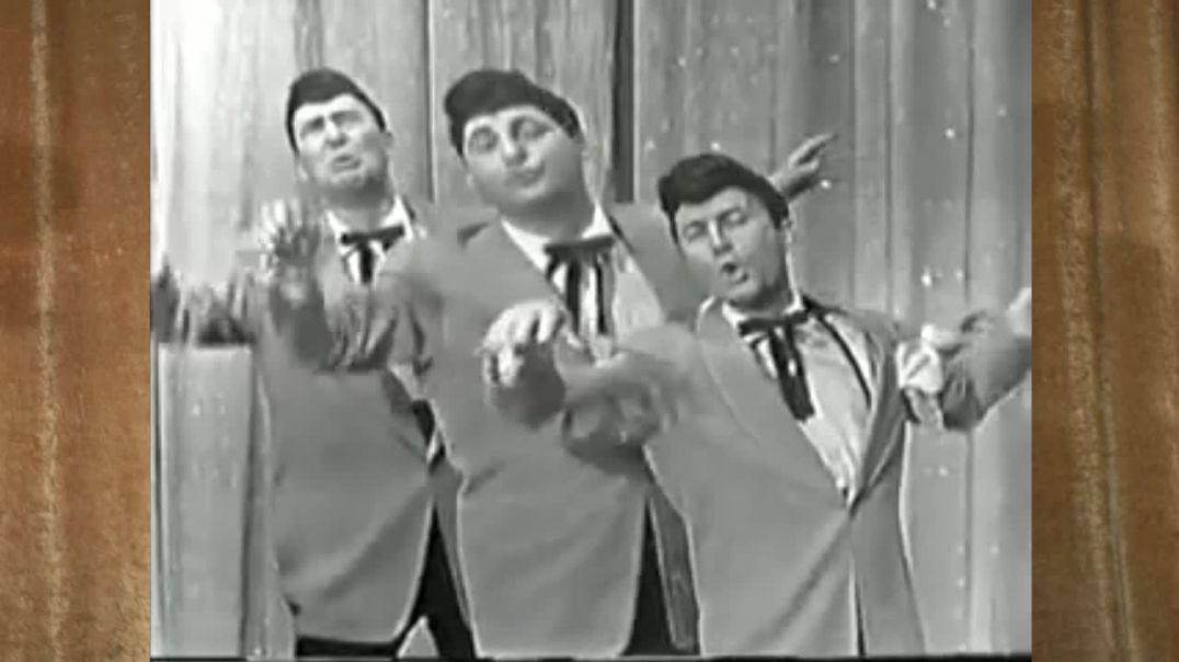 Sid Ceaser & The Haircuts - (Little Darlin - 1955) - Bubblerock - HD