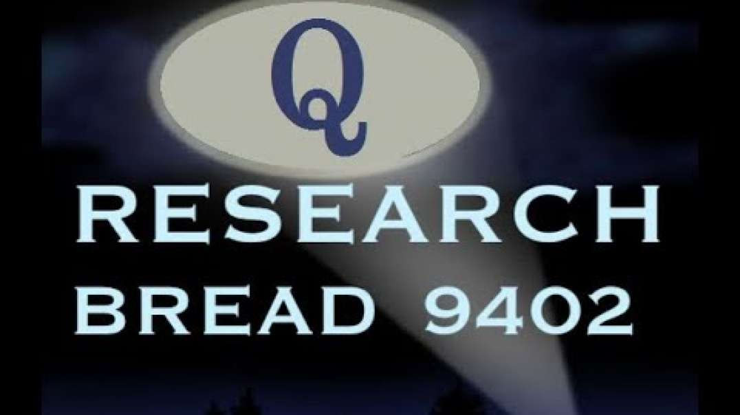PEACE & Q_RESEARCH BREAD: 9402