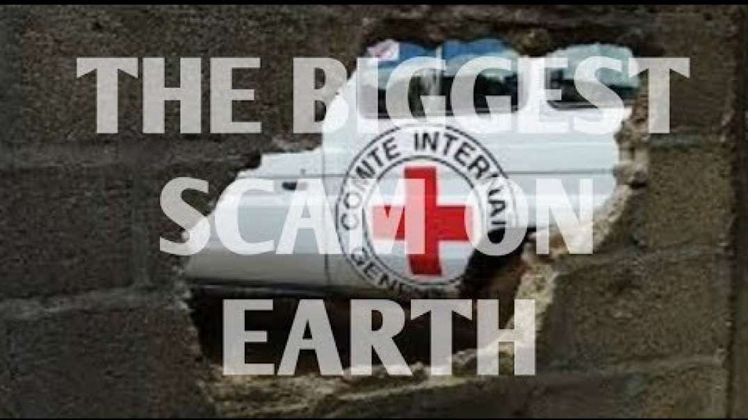 SHOCKING FOOTAGE! RED CROSS SCAM EXPOSED!