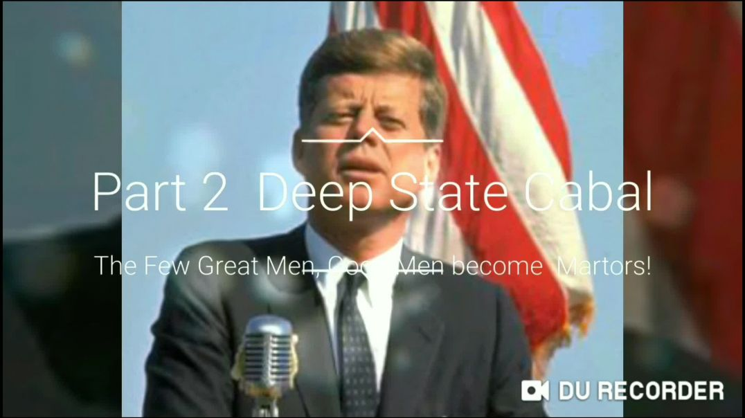 Deep State Cabal Hit & a few Great Men lost