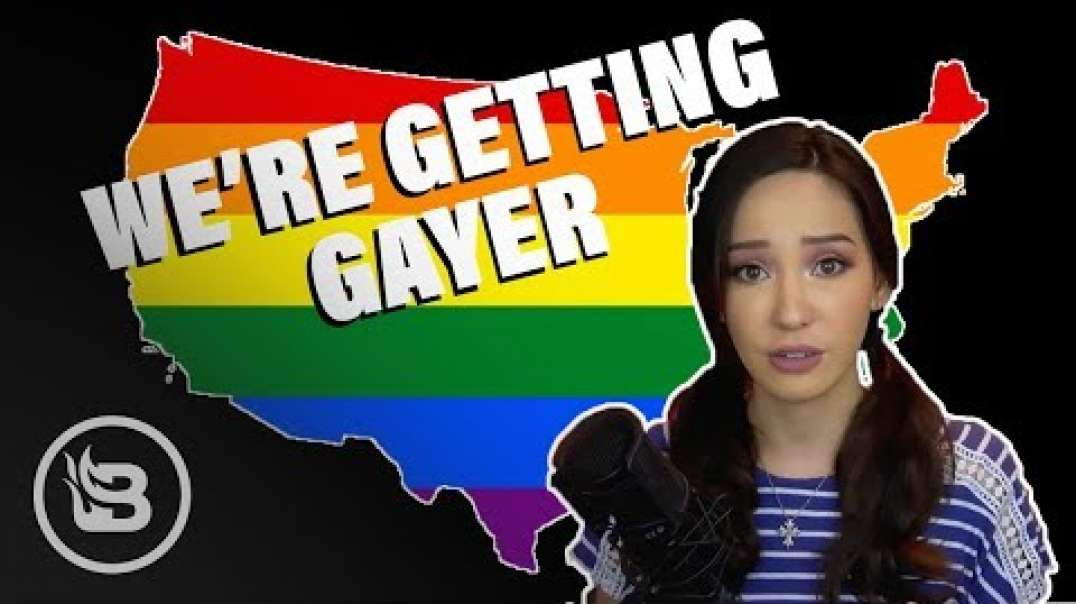 America's Getting Gayer? I Pseudo-Intellectual