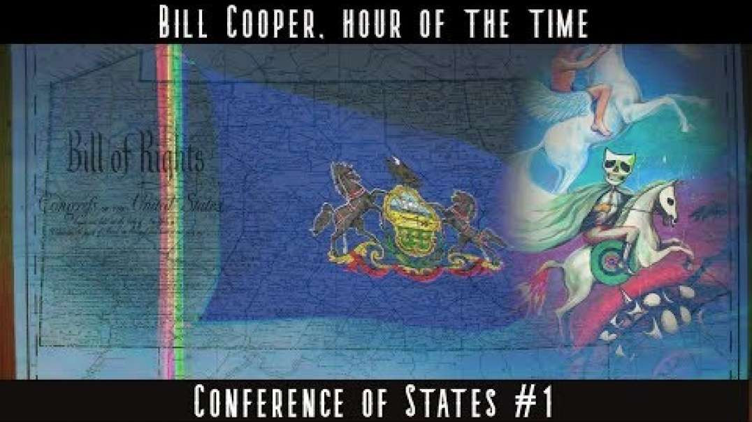 Bill Cooper: HOTT #568 Conference of States #1 (14-Mar-95)