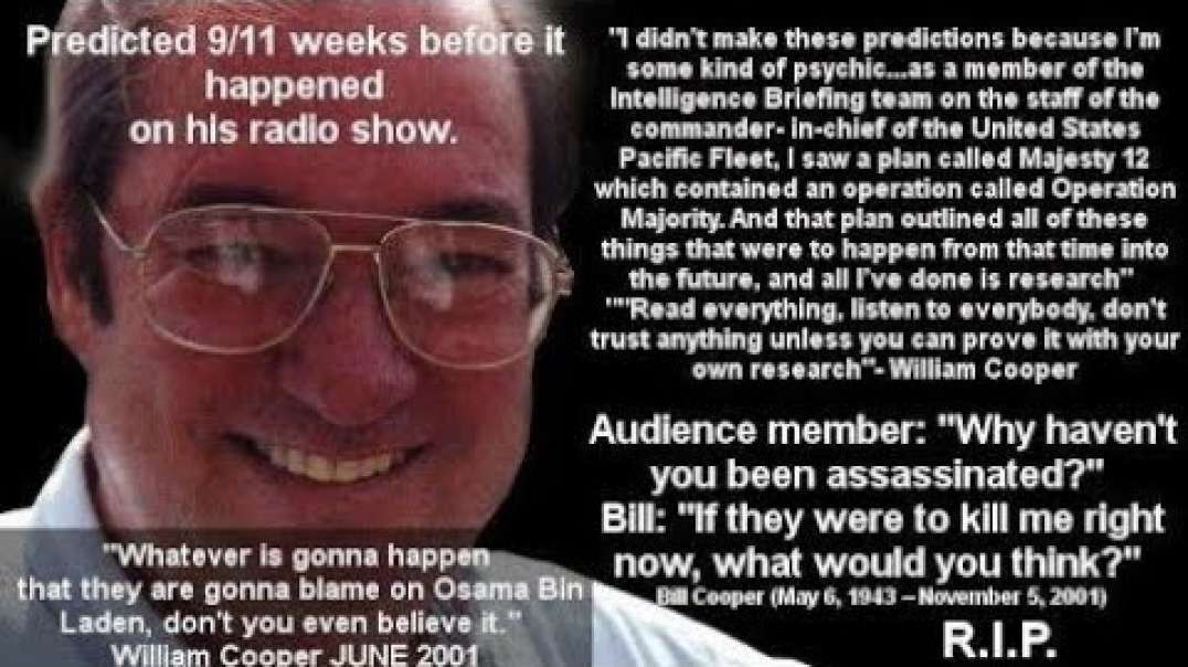 They Don't Believe That It Could Happen In This Country - Bill Cooper (1/2/1997)
