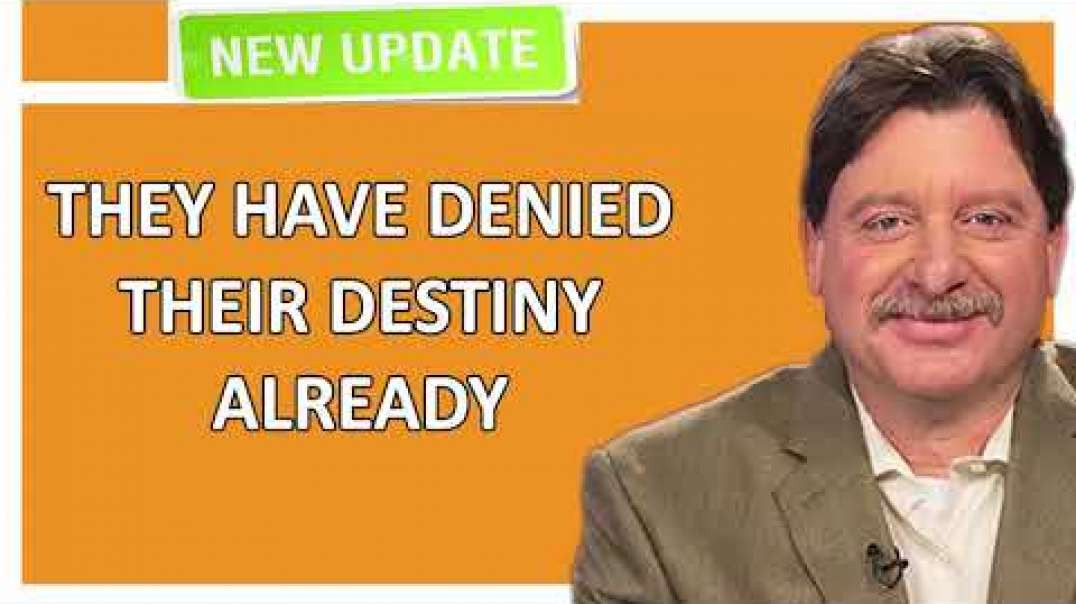 Mark Taylor Prophecy (September 05, 2019) — THEY HAVE DENIED THEIR DESTINY ALREADY