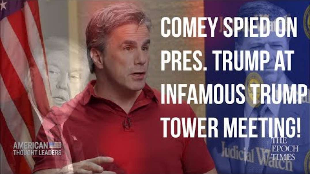 How Comey Ambushed/Spied On Trump at His Infamous Trump Tower Meeting! | Tom Fitton