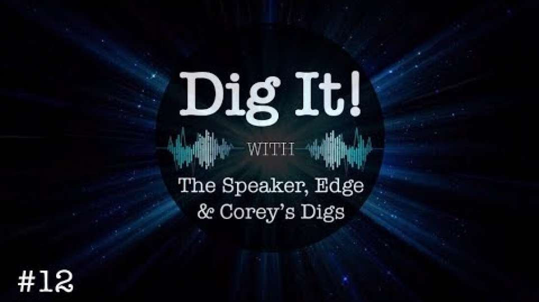 Dig It! Podcast #12: New Epstein Docs, Odessa Shooting, NYPD Suicides, Ilhan Omar & UN,