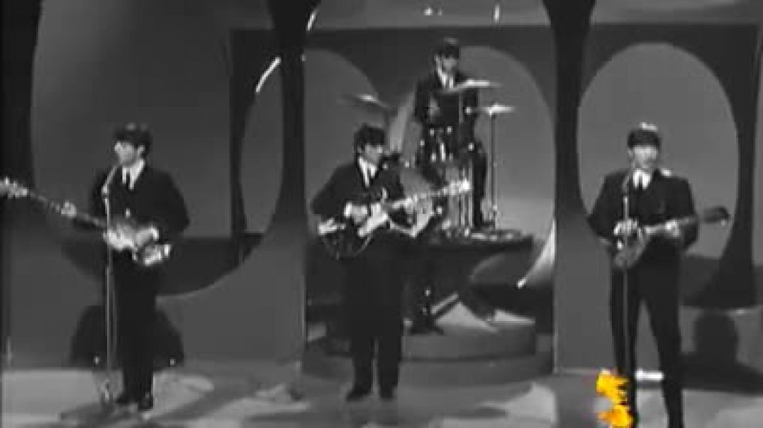Beatles - Thank You Girl - Vynl Stereo Mix & Pics - 1963 - HD