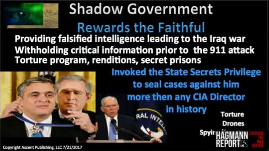 CIA Agent Whistleblower Risks All To Expose Shadow Government.mp4
