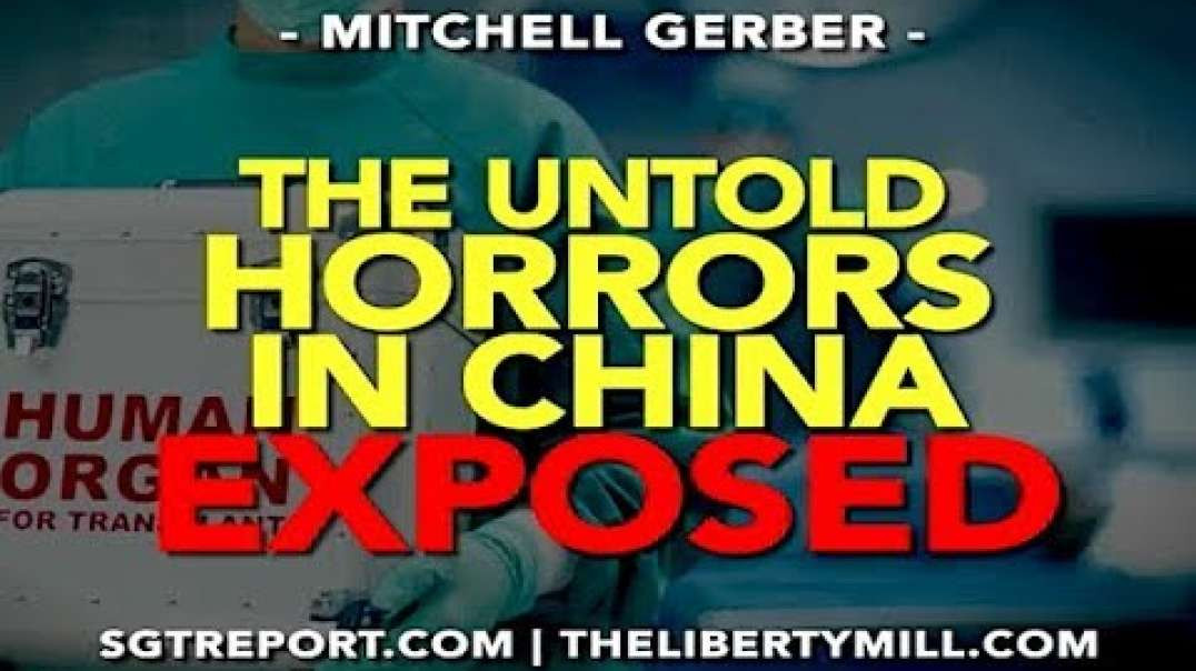 EXPOSED: The Untold HORRORS in China