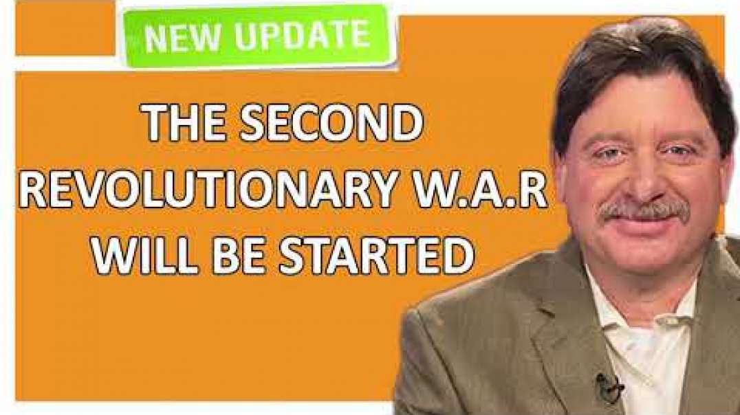 Mark Taylor Prophecy (September 04, 2019) — THE SECOND REVOLUTIONARY W A R WILL BE STARTED
