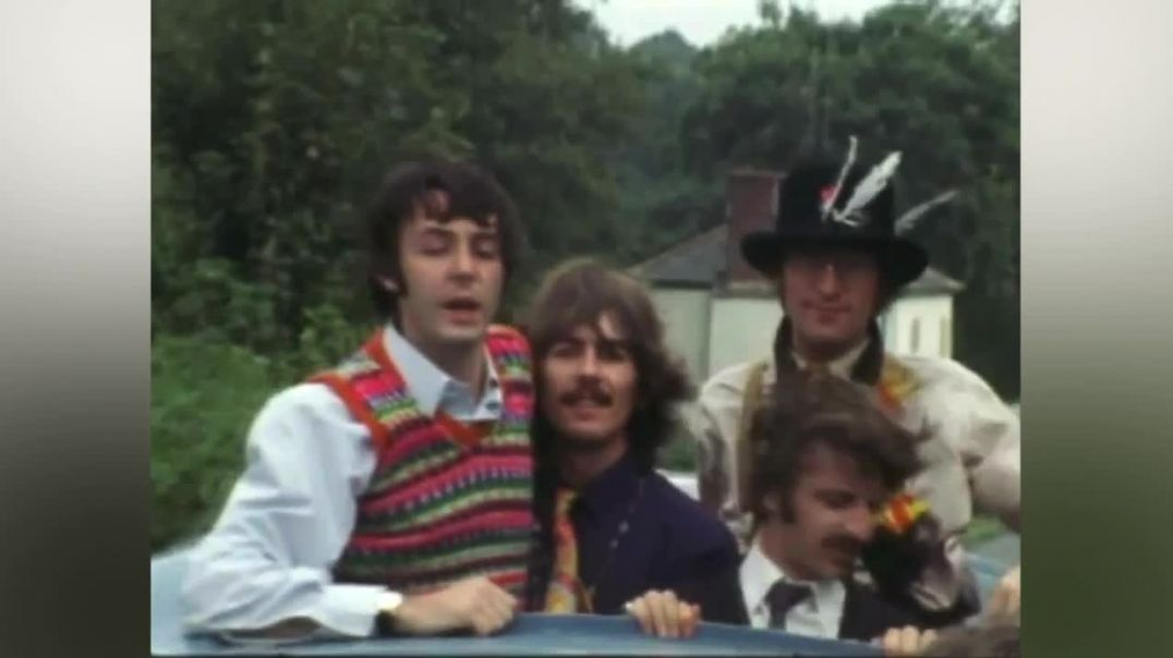 Beatles - Bus Outakes - 1967 - Bubblerock - HD