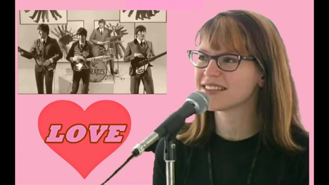Lisa Loeb and the Beatles - (Stay and I Should Have Known Better) - Bubblerock Video - HD