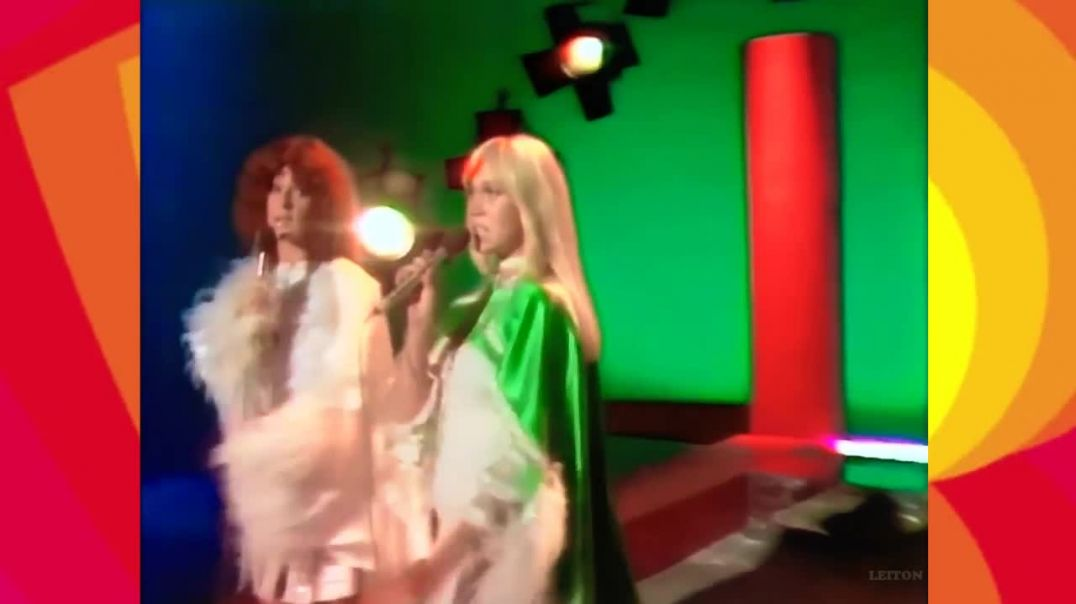 Alive and Kicking and Abba Mashup - Tighter and Tighter - (Video Stereo Remix - 1970) - Bubblerock -