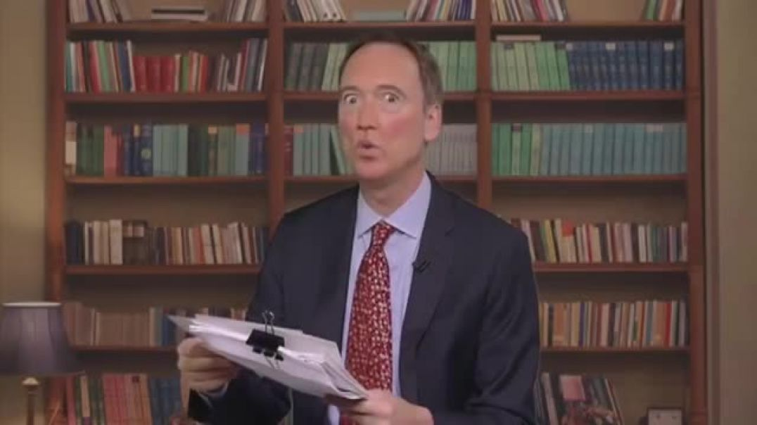 Tom Shillue parodies Adam Schiff