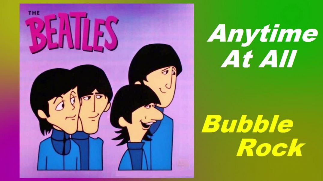 Dan Ban - Any Time At All - (Cartoon - 1964) - Stereo Remaster - Bubblerock - HD