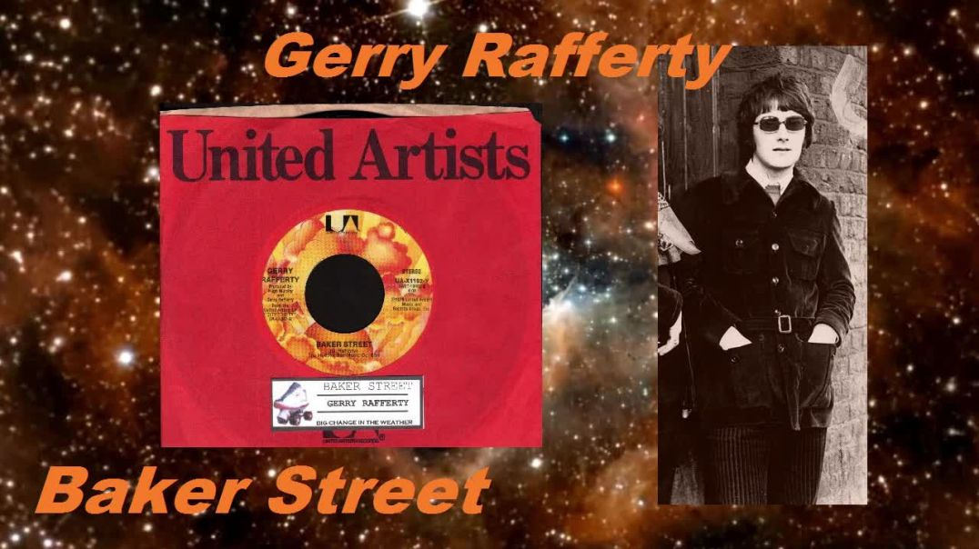 Gerry Rafferty - Baker Street - (Video Stereo Remaster - German TV - 1978) - Bubblerock - HD