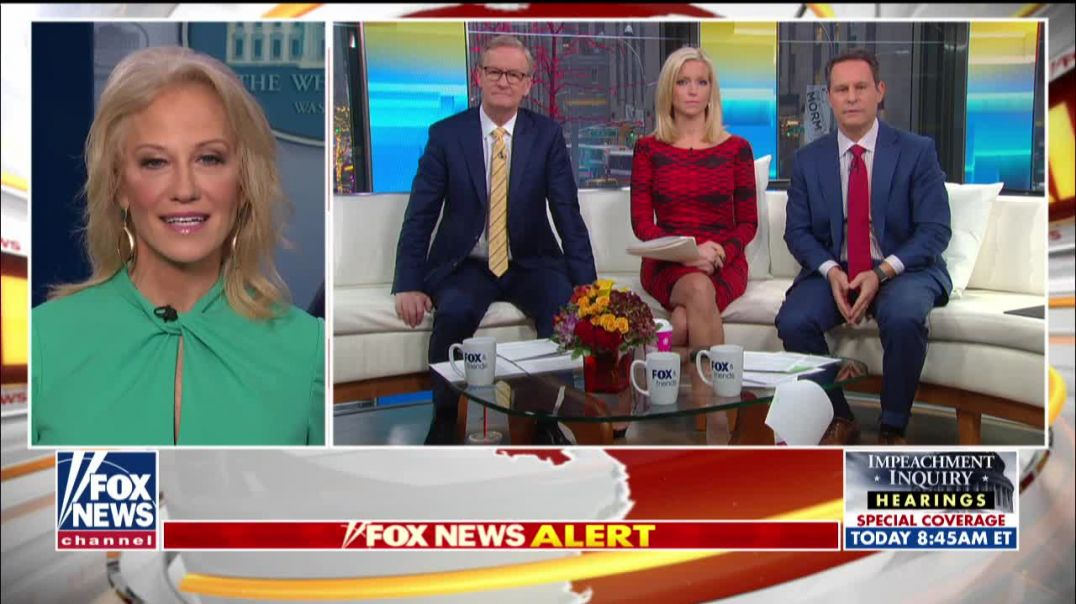 Conway: Americans aren't buying impeachment this holiday season