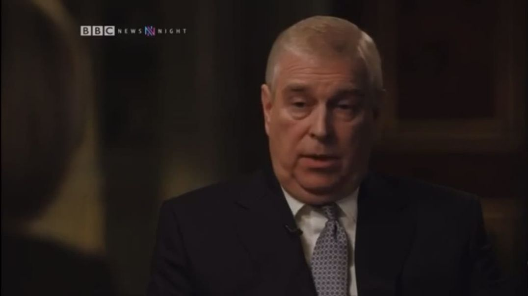 Disasterous Prince Andrew Inteeview
