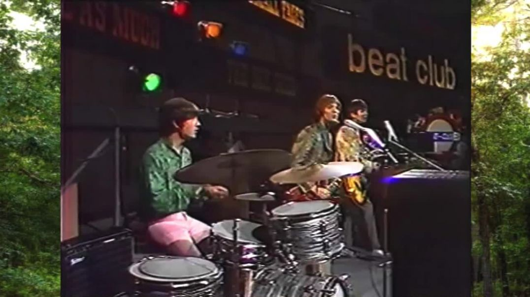 Small Faces - Itchycoo Park - (Rare Color Beat Club Stereo Echo  Remaster - 1967) - Bubblerock - HD
