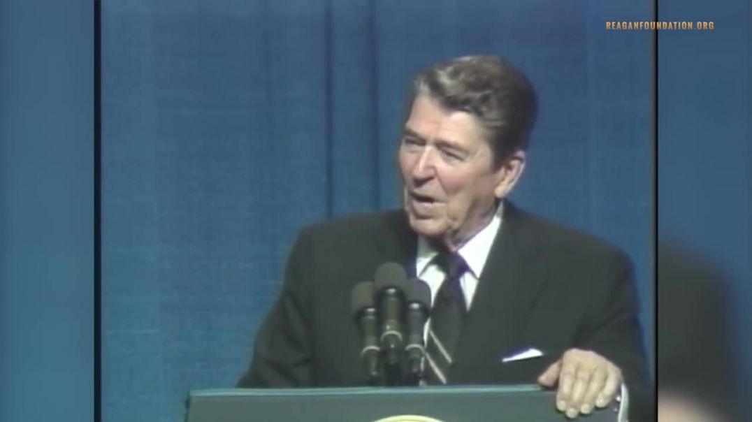 The Best of President Reagan's Humor