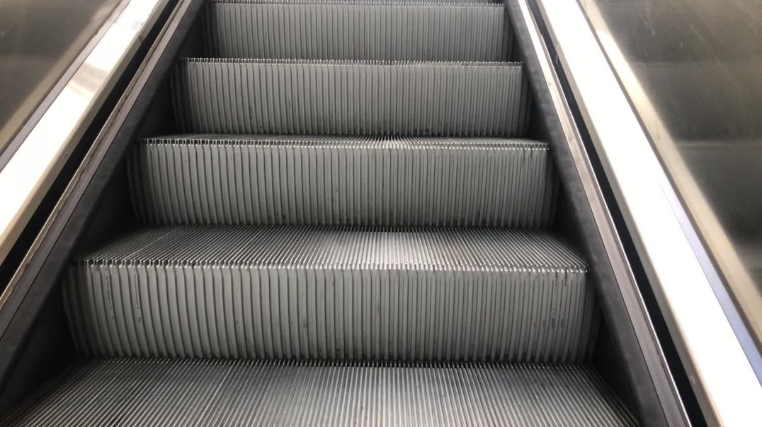 Going Up to the Train Station Platform