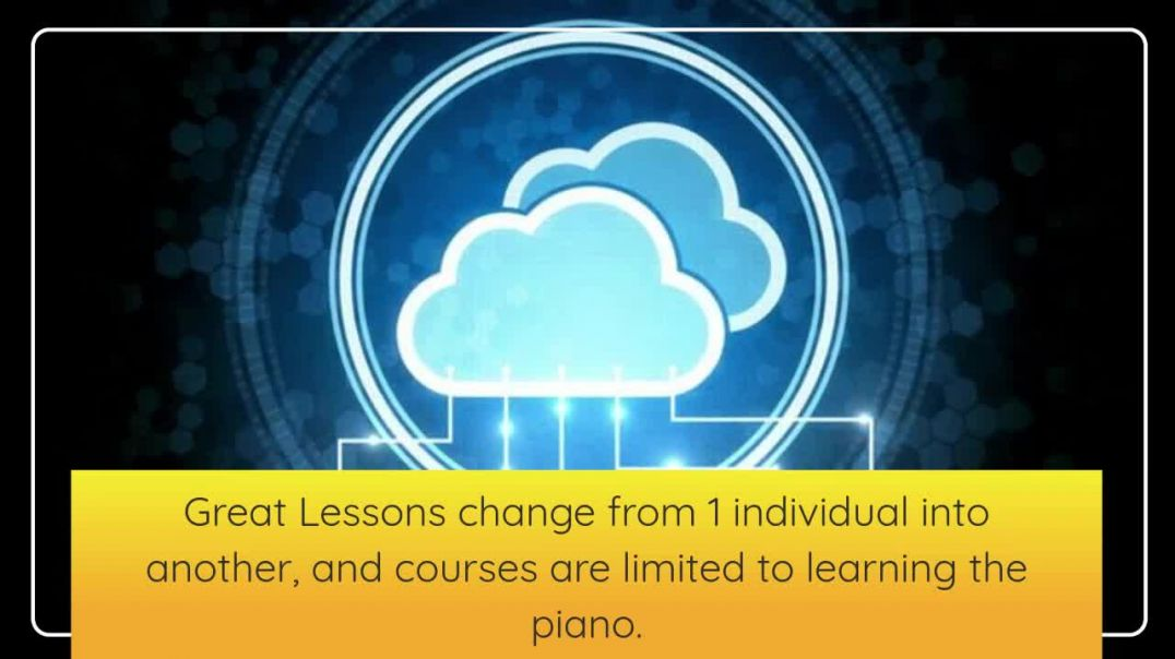 Great Piano Lessons