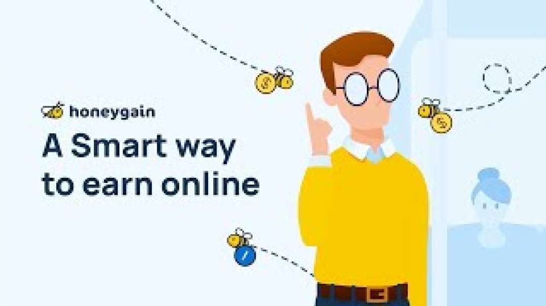 What is Honeygain? - A smart way to make money online | Passive income - effortlessly
