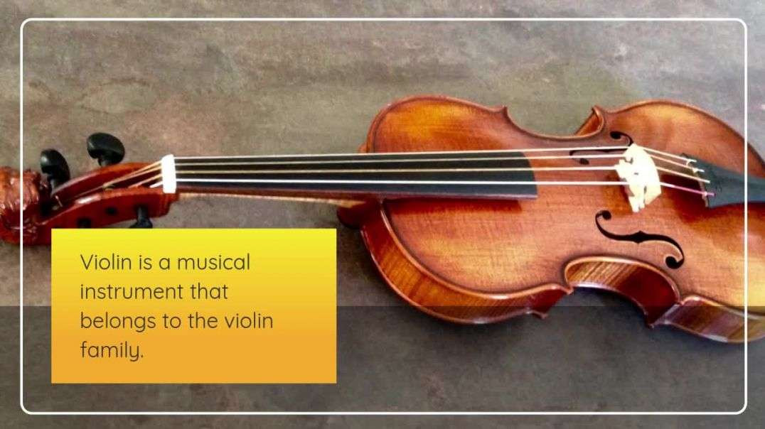 Heal Yourself by Learning Violin
